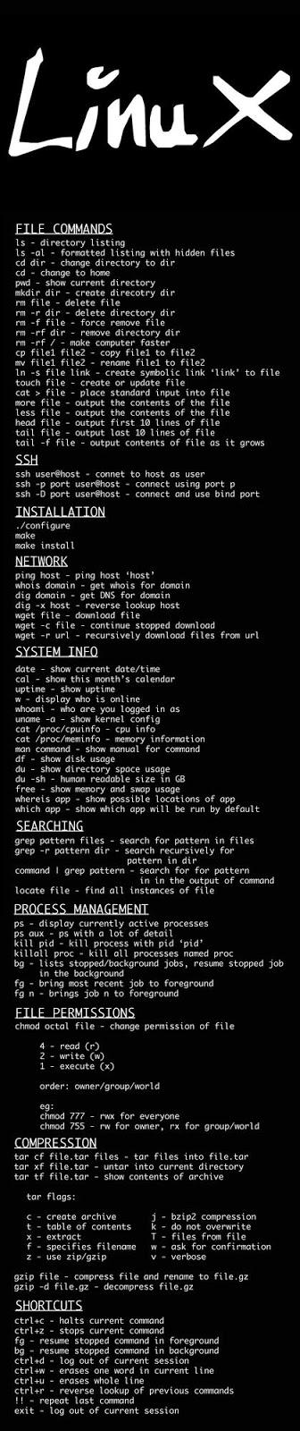 Basic Command Linux