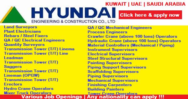 Hyundai engineering and construction