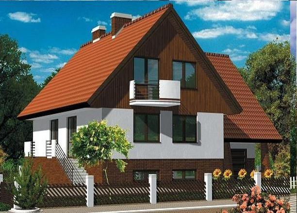 Fachadas de casas fachadas de casas tipo americano - Casas tipo americano ...