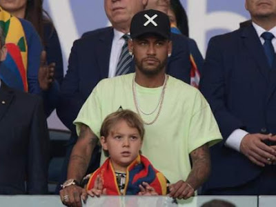PSG says, absent Neymar can leave for right offer