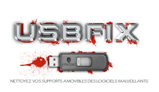 usbfix - كيف تحذف فيروسات Shortcut و AutoRun من الكمبيوتر