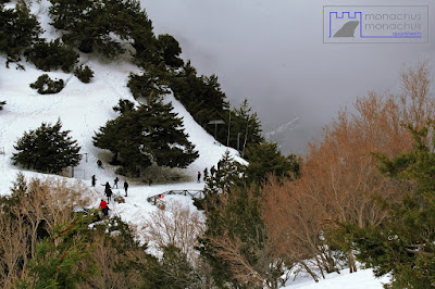 Omalos, Samaria Gorge