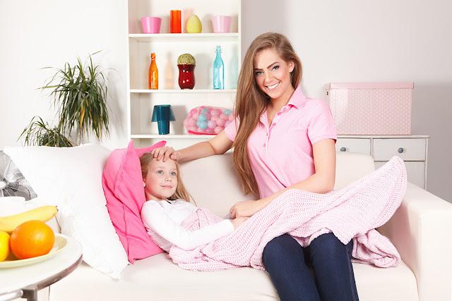 4 sfaturi pentru zilele in care copilul tau este racit