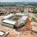 Com obra parada, Juíza bloqueia R$ 28 milhões da Arena Pantanal