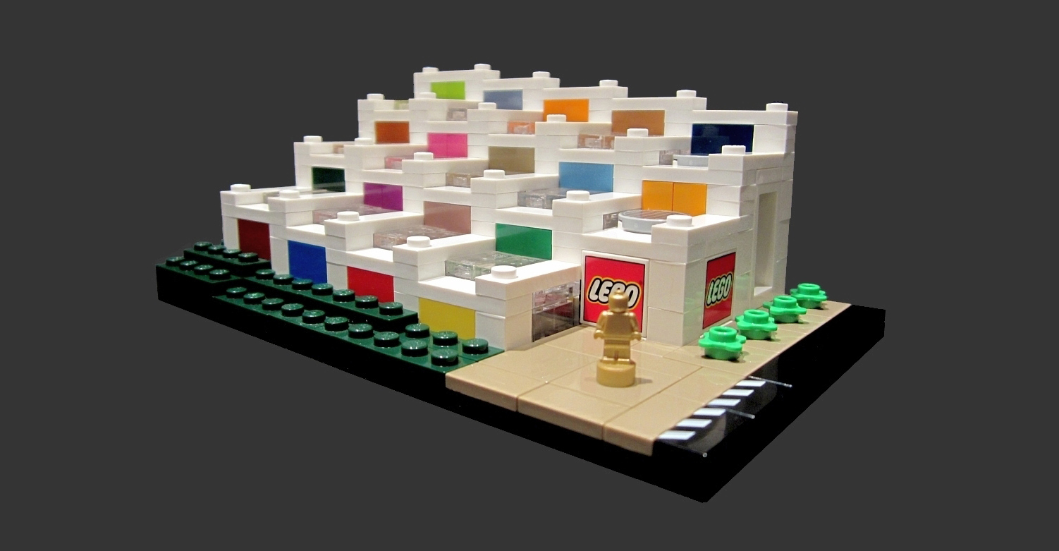 LEGO® House Competition Winners New Elementary A LEGO® Blog Of