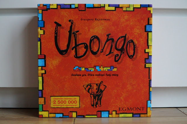 UBONGO- niesamowita gra logiczna