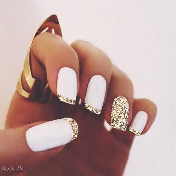 50 Pretty Matte Nail Designs Pccala
