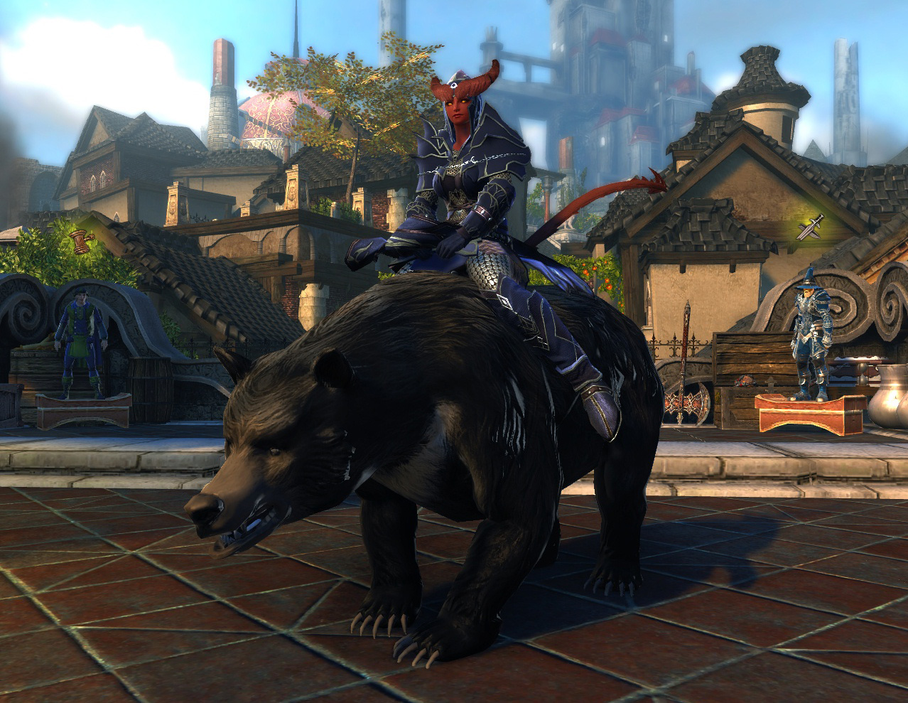 Neverwinter how to get headsmans axe