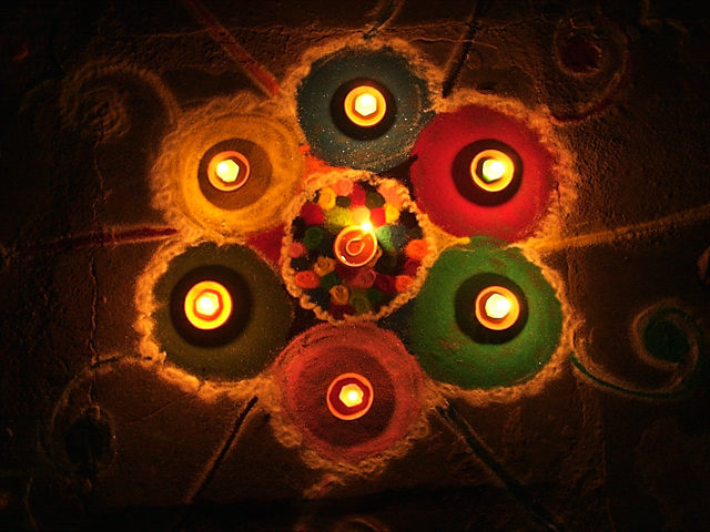 Diwali Rangoli Ideas: Rangoli Designs For Diwali Festival