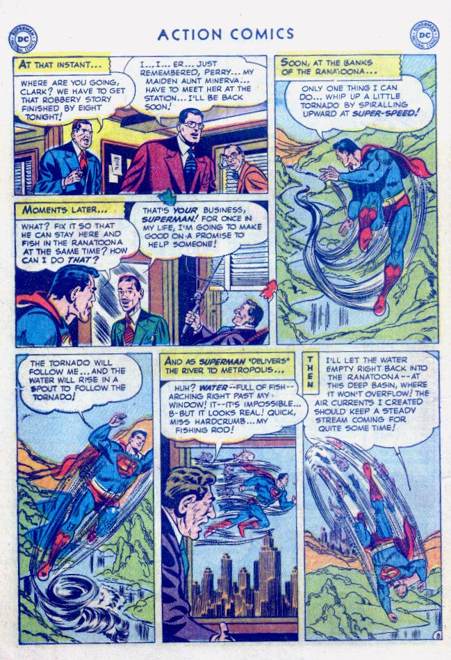 Read online Action Comics (1938) comic -  Issue #159 - 10