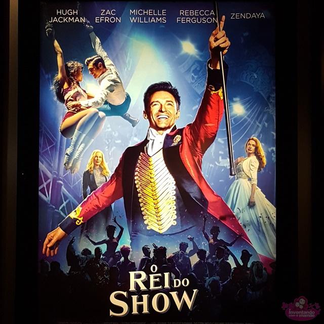 """Filme """"O Rei do Show"""""""