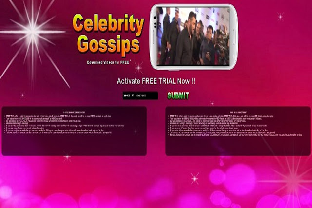 Find Out the Celebrity Gossip!