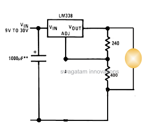 3 watt led driver circuit diagram 1976 corvette wiper wiring 5 dc to constant current | reference