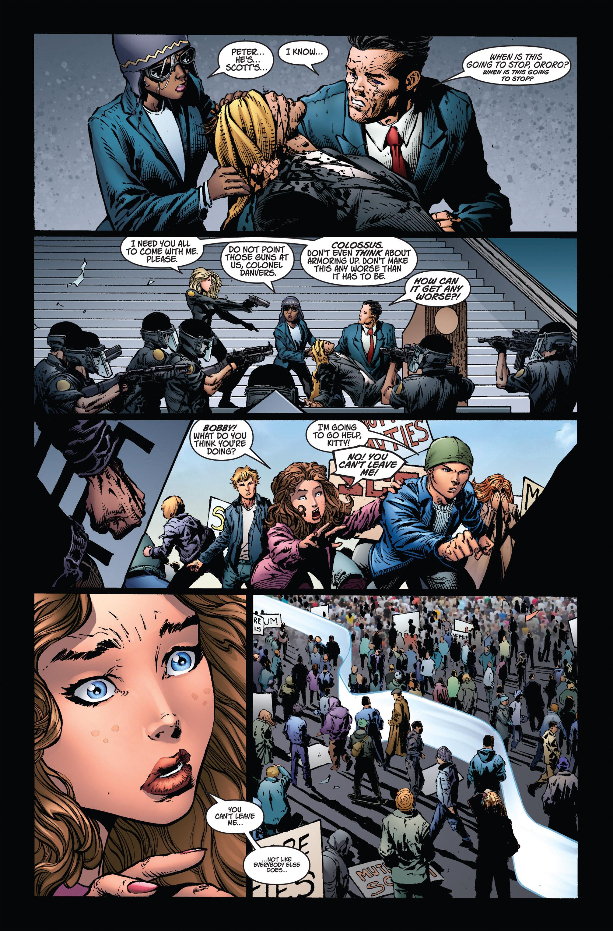 Read online Ultimatum comic -  Issue # _TPB - 112