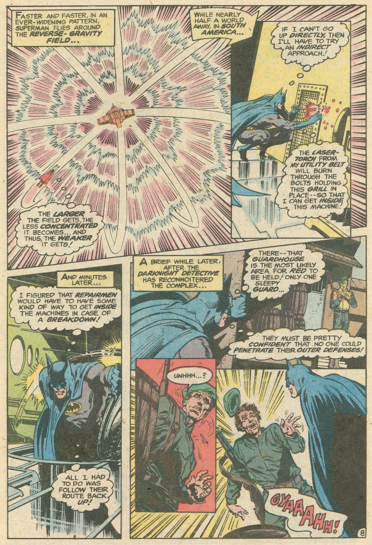 Read online World's Finest Comics comic -  Issue #267 - 10