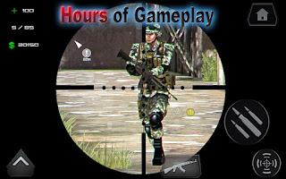 Modern Strike Online Mod Apk Unlimited Money