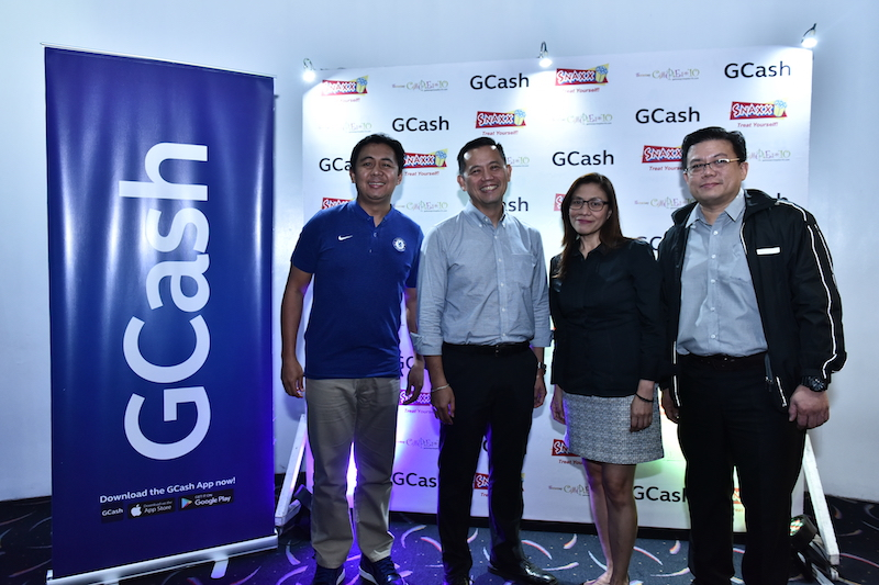 You can now buy your movie tickets and Snaxx at Gateway Cineplex via GCash!