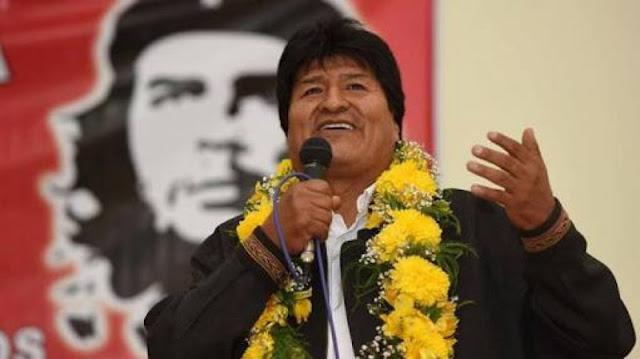Evo Morales recomienda a Mexico hacer su propia Asamblea Constituyente.
