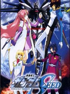 Gundam Seed – Todos os Episódios