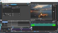 blog.fujiu.jp [VEGAS Pro 16] モーショントラッキングした位置に画像や動画を合成する方法