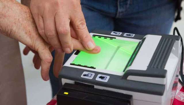 MANDATORY FINGERPRINTS ON ALL SAUDI VISAS