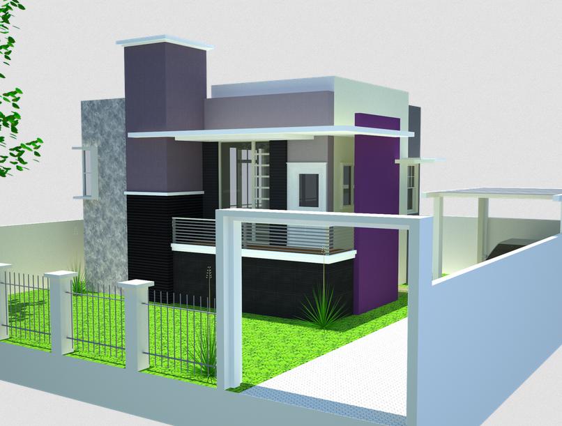 Ciri Khas Rumah Minimalis Modern