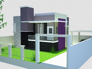 Ciri Khas Rumah Minimalis Modern 5