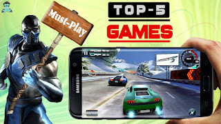 Top-5 Must Play Android Games in 2019 - Console Quality Games