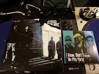 スリムキッド3 & DJ ヌーマーク作のレコードの写真です。