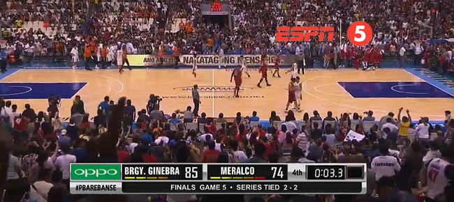 Ginebra vs Talk n Text(replay) [Governors Cup] Oct. 22, 2017 ~ PBA FULL REPLAY