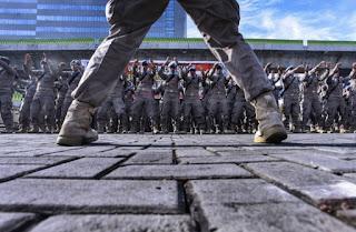 Kronologi penangkapan pasukan perdamaian Indonesia di Sudan