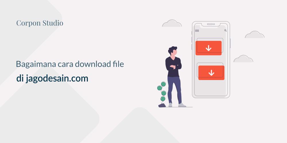 Cara Download File