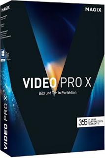 MAGIX Video Pro X8 15.0.3.148 (x64) Full Version