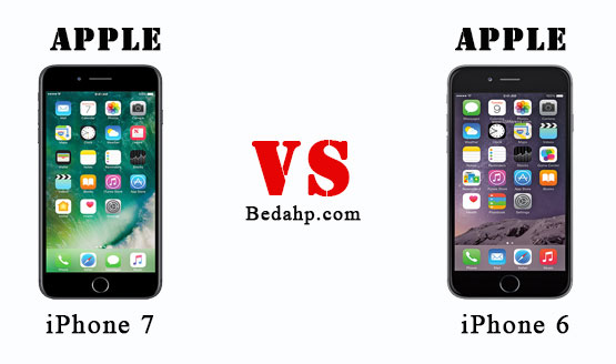 12 Perbedaan iPhone 7 VS Apple 6, Ayo Pilih Mana?