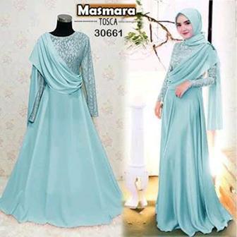 Tips Mencari Model Dan Warna Gaun Pesta Muslimah Siang Hari