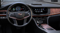 2016 New Cadillac CT6 sedan edition drive wheel view