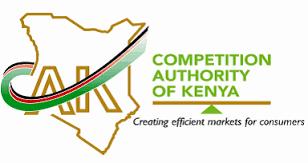 The Competition authority of Kenya internship Program 2018