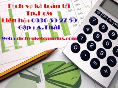 Dịch vụ kế toán cho doanh nghiệp vừa và nhỏ tại TpHCM