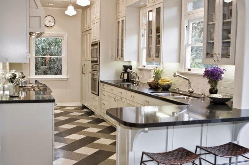 Harga Model Keramik Dapur Minimalis Dinding Lantai Desainrumahnya