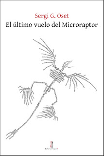 ultimo vuelo microraptor