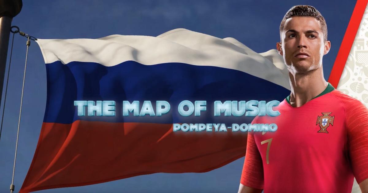 musica NON ufficiale Fifa World Cup 2018 Pompeya - Domino