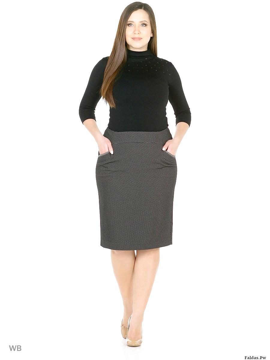 601cba85d990f Faldas con bolsillos modelos e ideas increibles faldas moda jpg 900x1200  Polleras faldas de vestir para