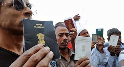 दोहरी नागरिकता
