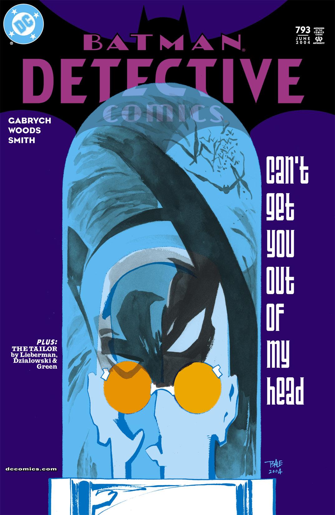Detective Comics (1937) 793 Page 1