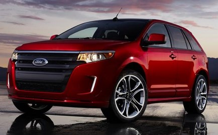 2016 Ford Edge Sport Crossover Release Date In American ...