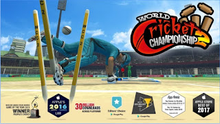 World Cricket Championship 2 MOD APK v2.7.5 Latest Version Unlimited Coins