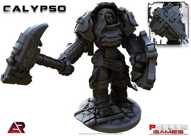 Prodos Games Space Crusade Calypso