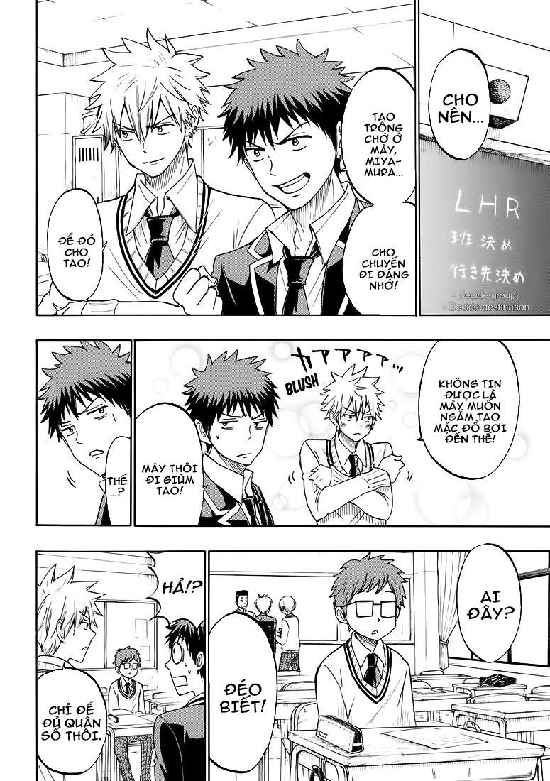 Yamada-kun to 7-nin no majo chap 198 Trang 11 - Mangak.info