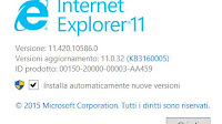 Si può rimuovere Internet Explorer da Windows 10, 7 e 8