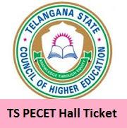 TS PECET Hall Ticket